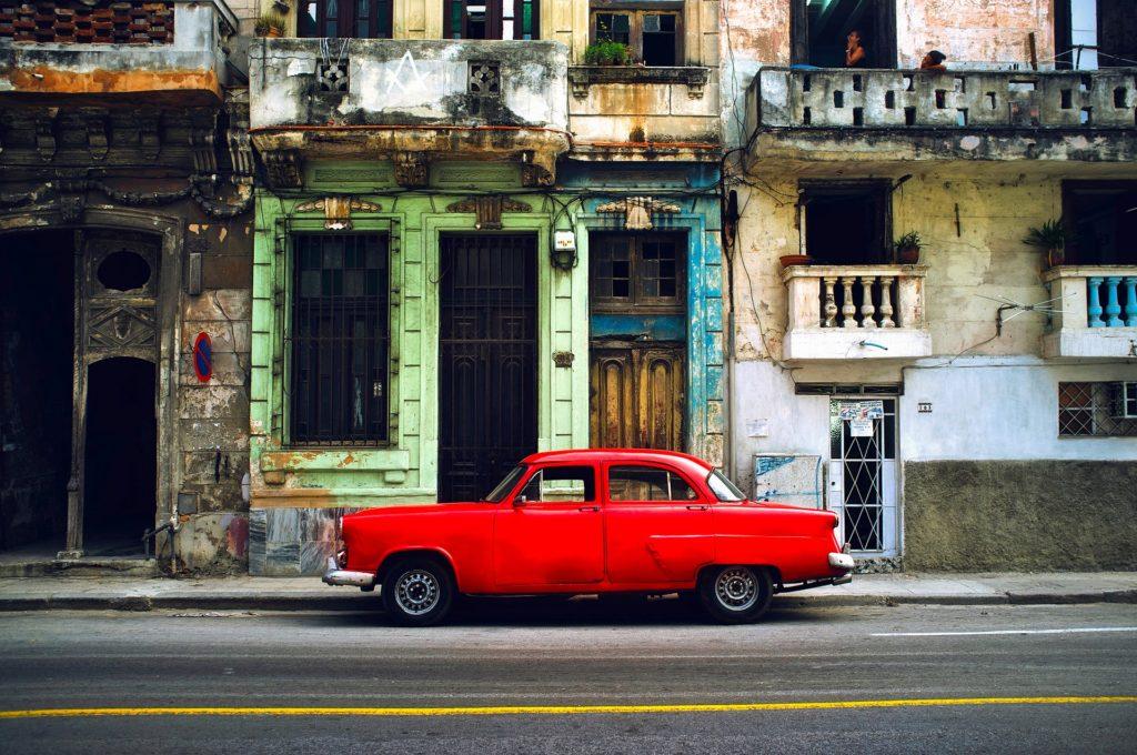 La Havane et son centre historique datant du XVIe siècle