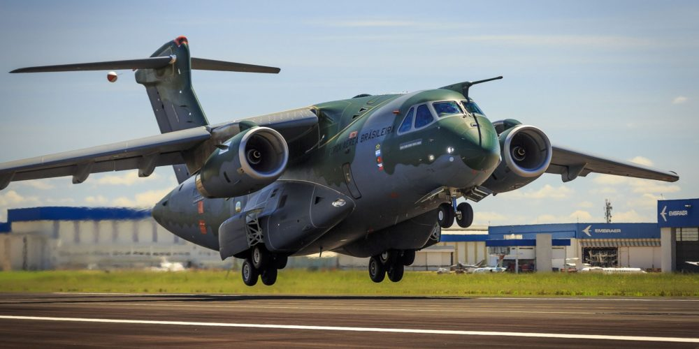 L'avion multirôle KC-390