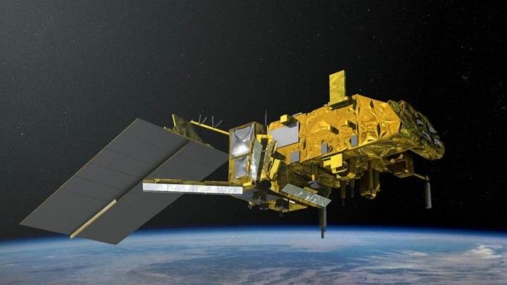 Satellite Metop-C d'EUMETSAT