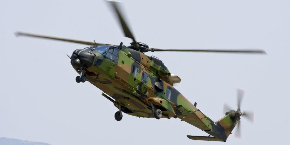 NH90 Caïman RHC - Armée de l'Air française