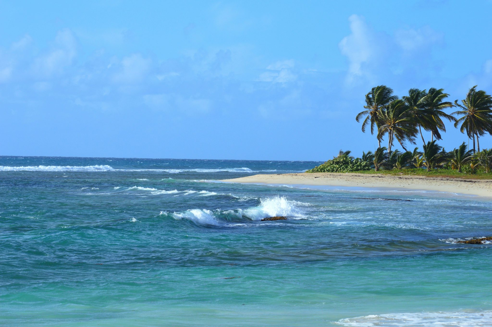 Plage de Guadeloupe