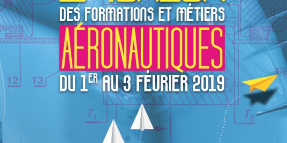 27e salon des formations et métiers aéronautiques à Paris Le Bourget