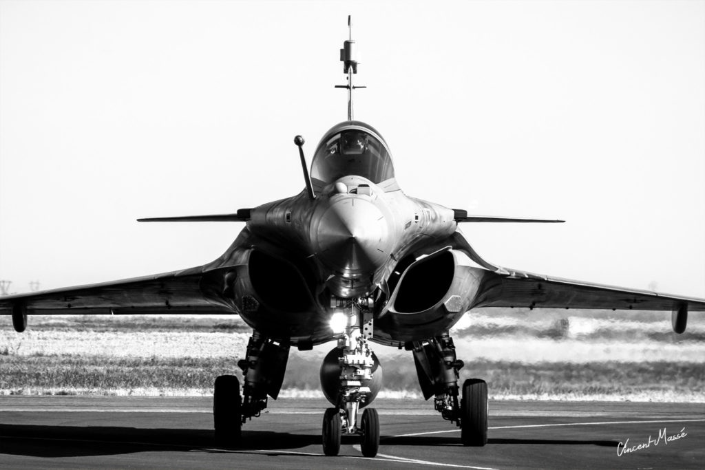 Dassault Aviation rafale M à Melun
