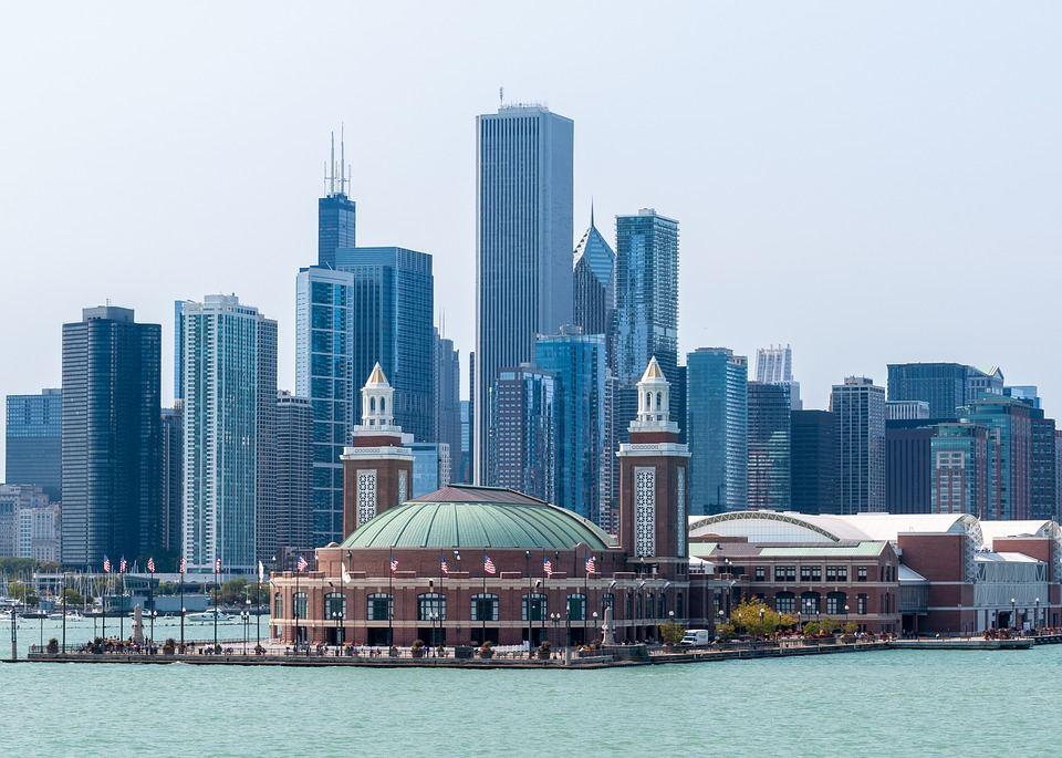 Skyline de Chicago