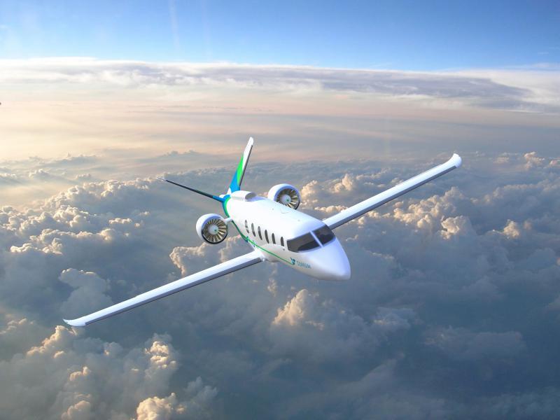 Za 10 - Zunum Aero