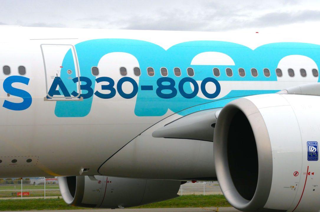 Premier vol de l'A330-800 MSN1888