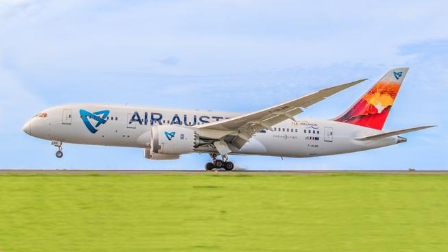 Boeing 787-8 Air Austral