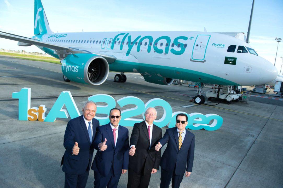 A320neo Flyanas
