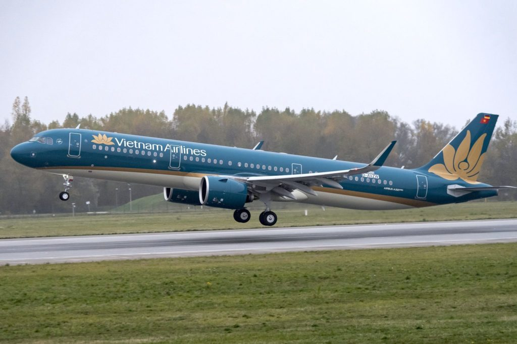 A321neo Vietnam Airlines VN-A617