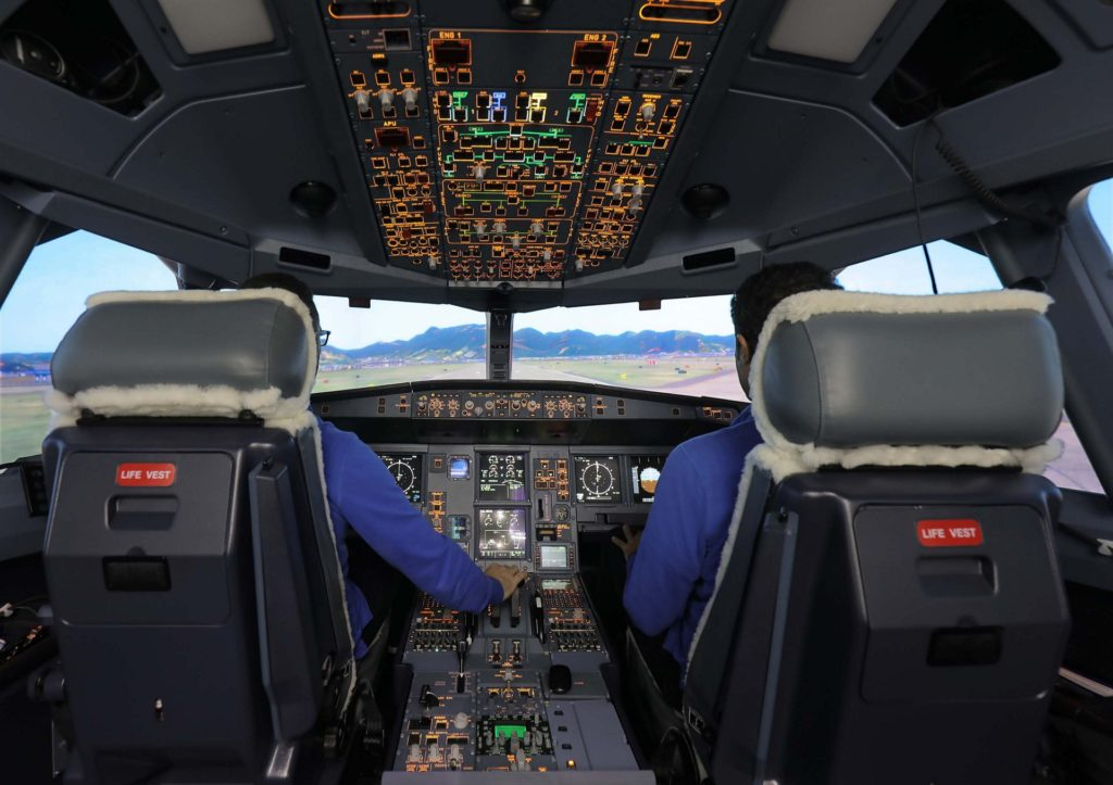 Simultateur FFS A330MRTT
