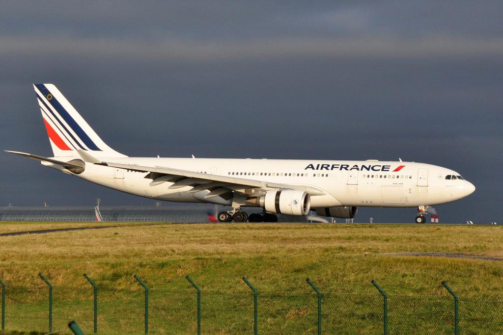 F-GZCI A330-203 Air France MSN 502