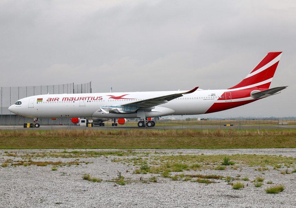 F-WWCN Airbus A330 Neo Air Mauritius