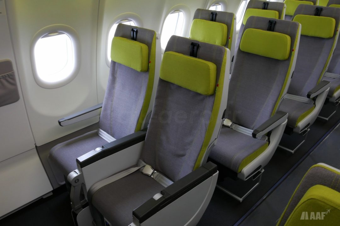 Cabine Eco A330-900 TAP Air Portugal