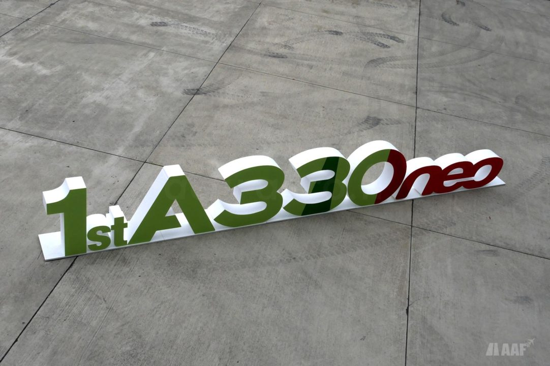 TAP Portugal client de lancement de l'A330neo