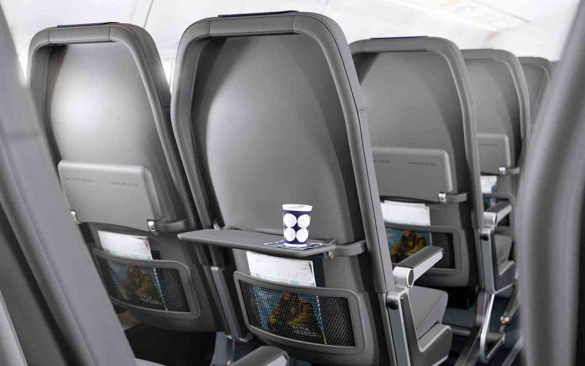 La nouvelle cabine des ATR Finnair
