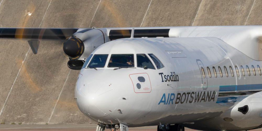 ATR72-600 Air Botswana MSN 1433