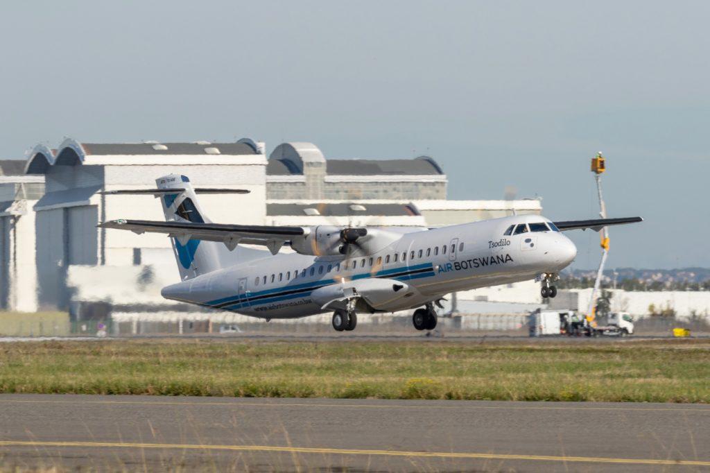 ATR72-600 Air Botswana MSN 86303