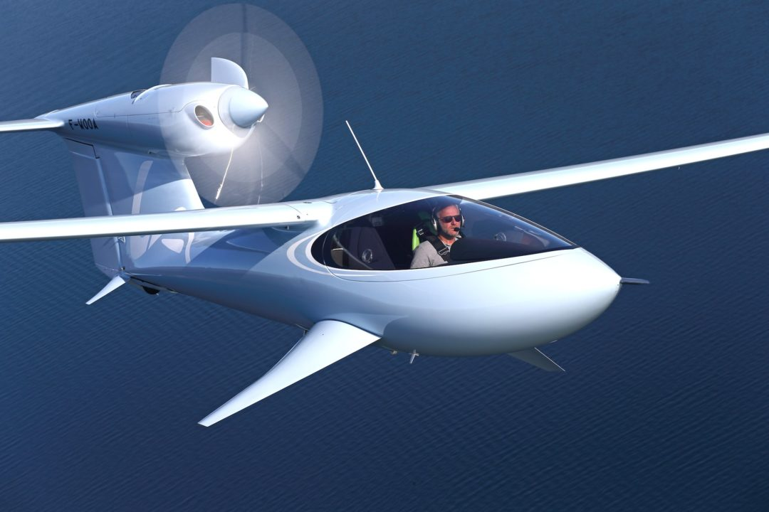 L'avion amphibie de LISA Airplanes