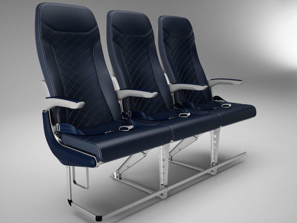 Siège ESSENZA sélectionnés par FLYNAS pour les A320neo
