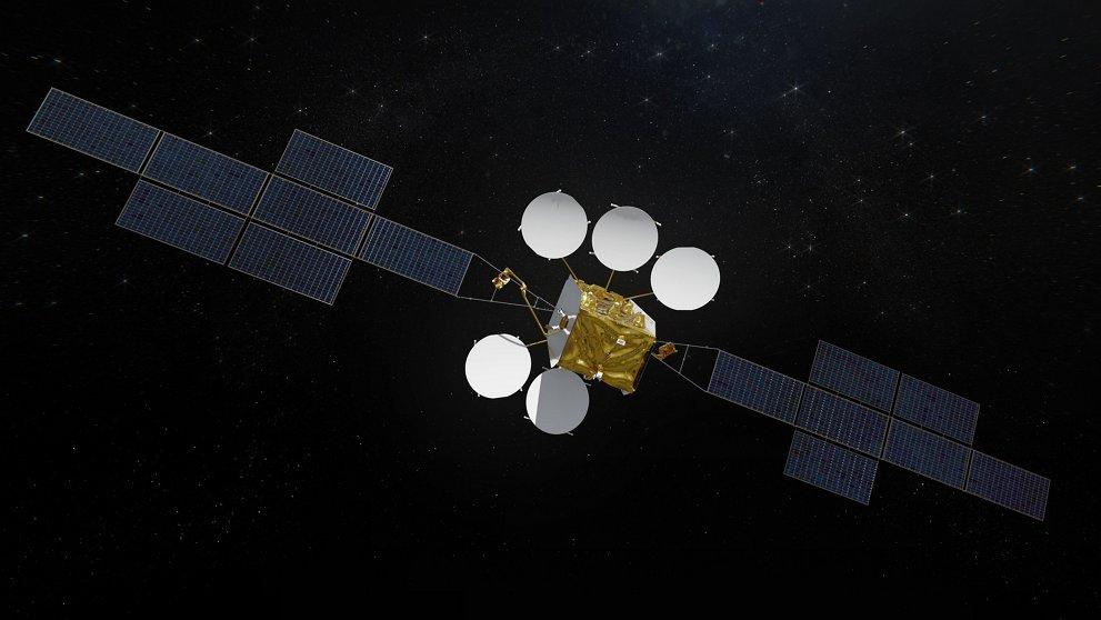 Satellite HOTBIRD Eutelsat