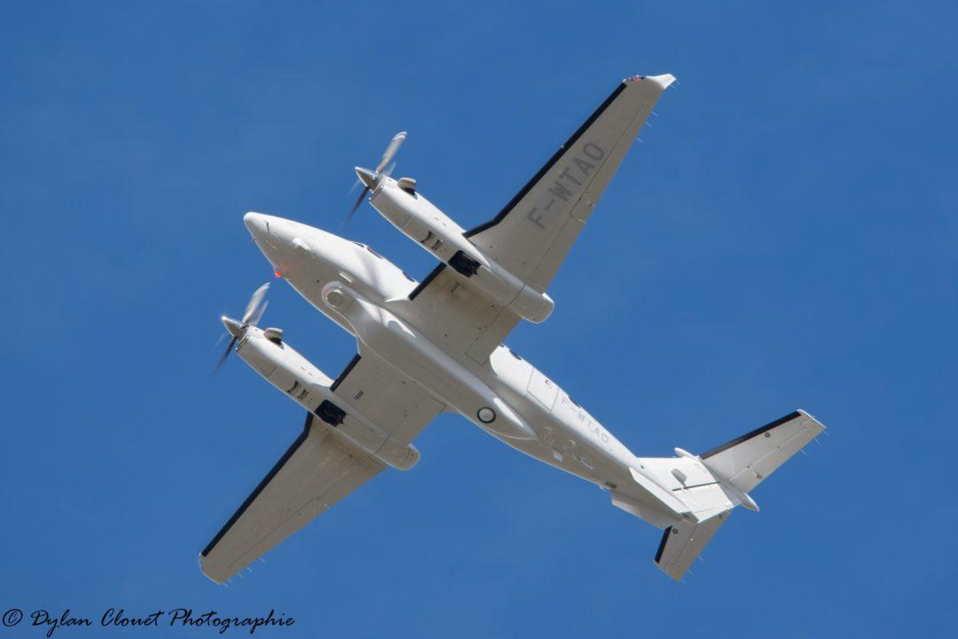Beechcraft King Air 350 ALSR F-WTAO