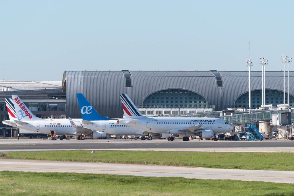 Aéroport de Paris CDG