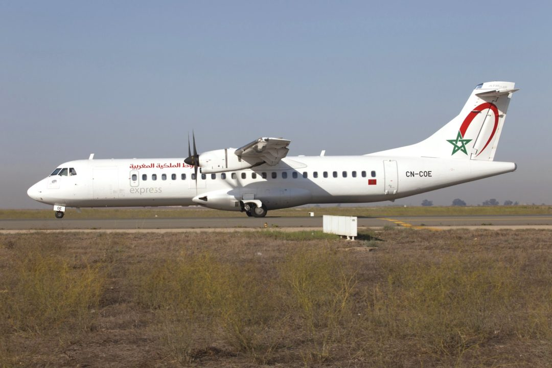 ATR72-600 Royal Air Maroc