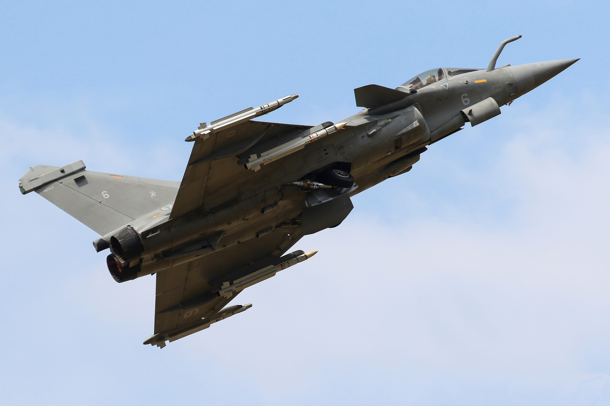 Rafale B Marine Nationale