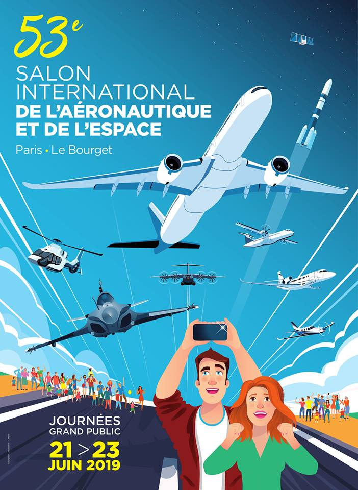 Le Bourget 2019