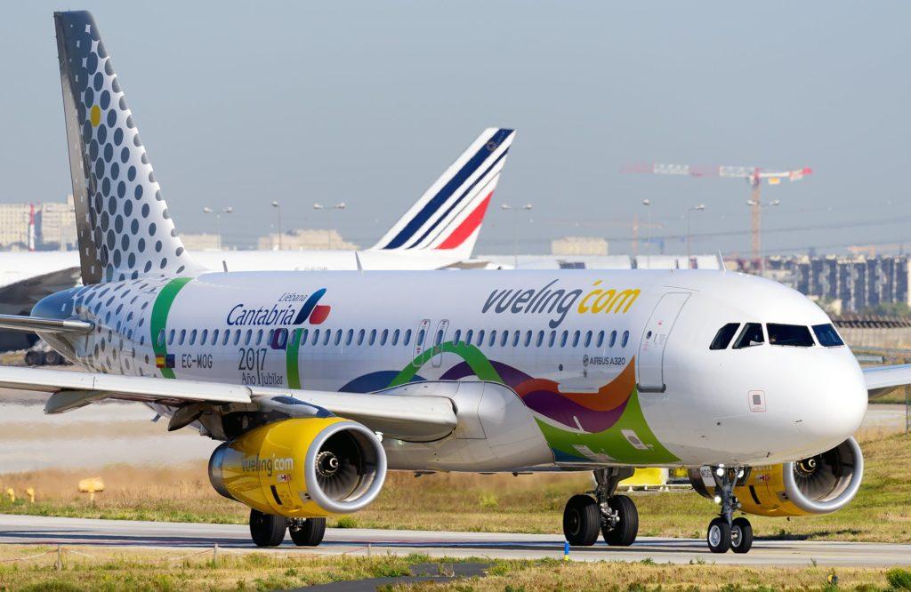Airbus A320 Vueling EC-MOG