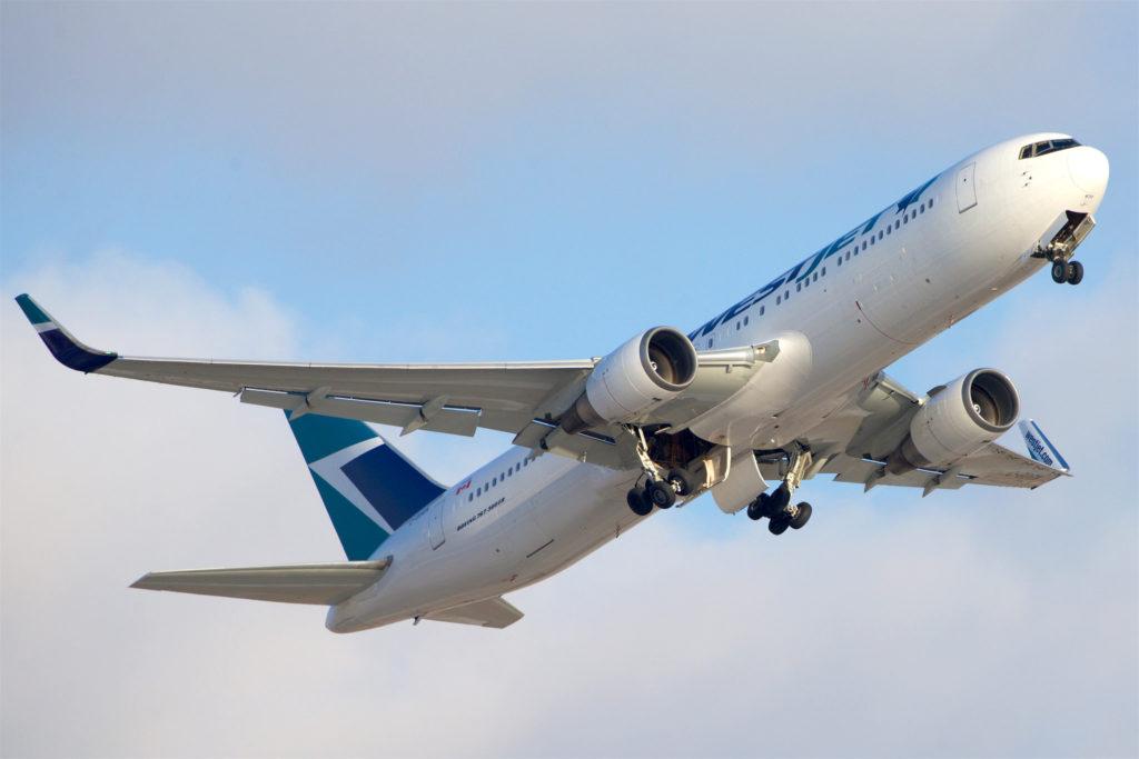 WestJet Boeing 767-300ER C-Boeing 767-300ER WestJet C-GOGNGOGN
