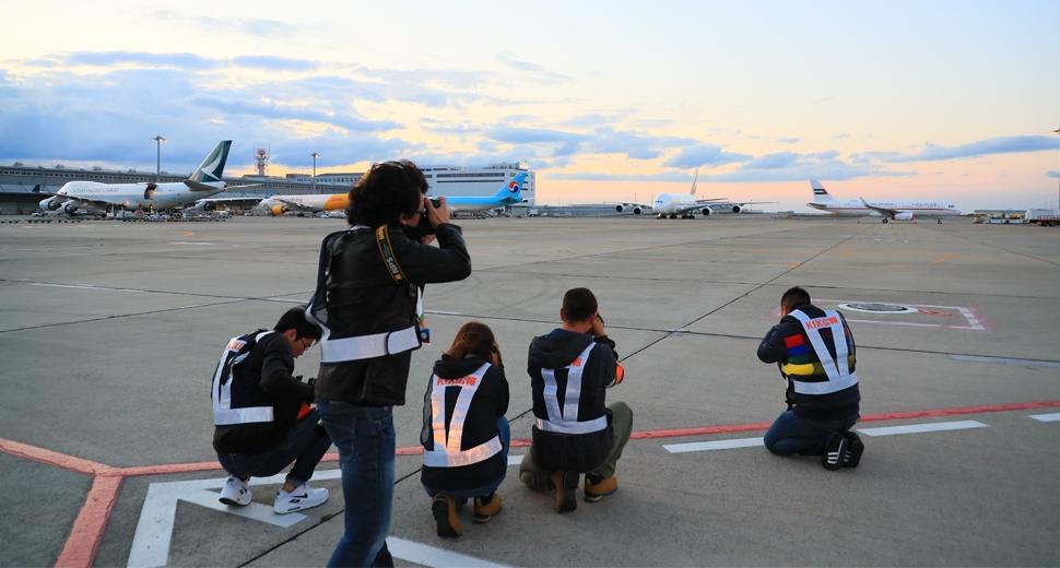 Spotters à Kansai