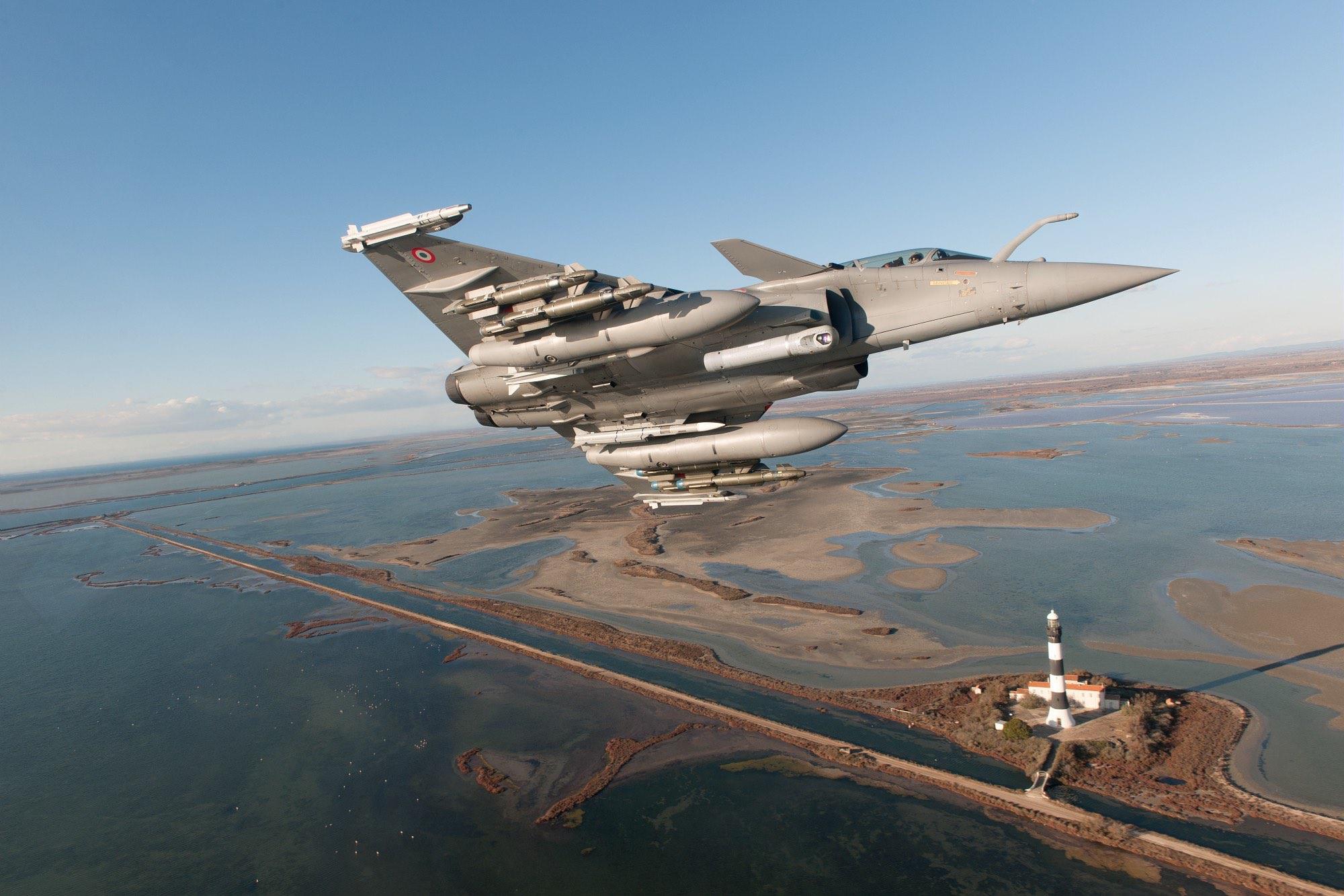 Rafale Dassault Aviation