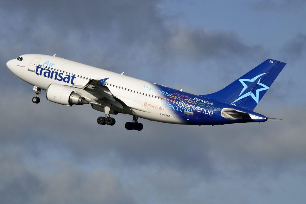Airbus A310 Air Transat C-GSAT