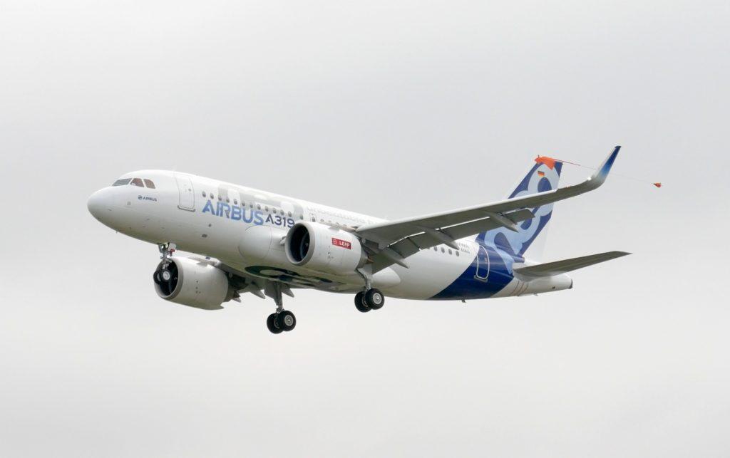 A319neo LEAP-1A de CFM