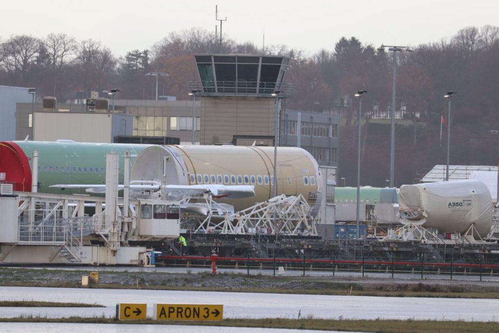 Airbus A350-900 Air France MSN 331