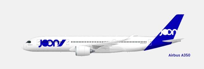 Airbus A350-900 Joon