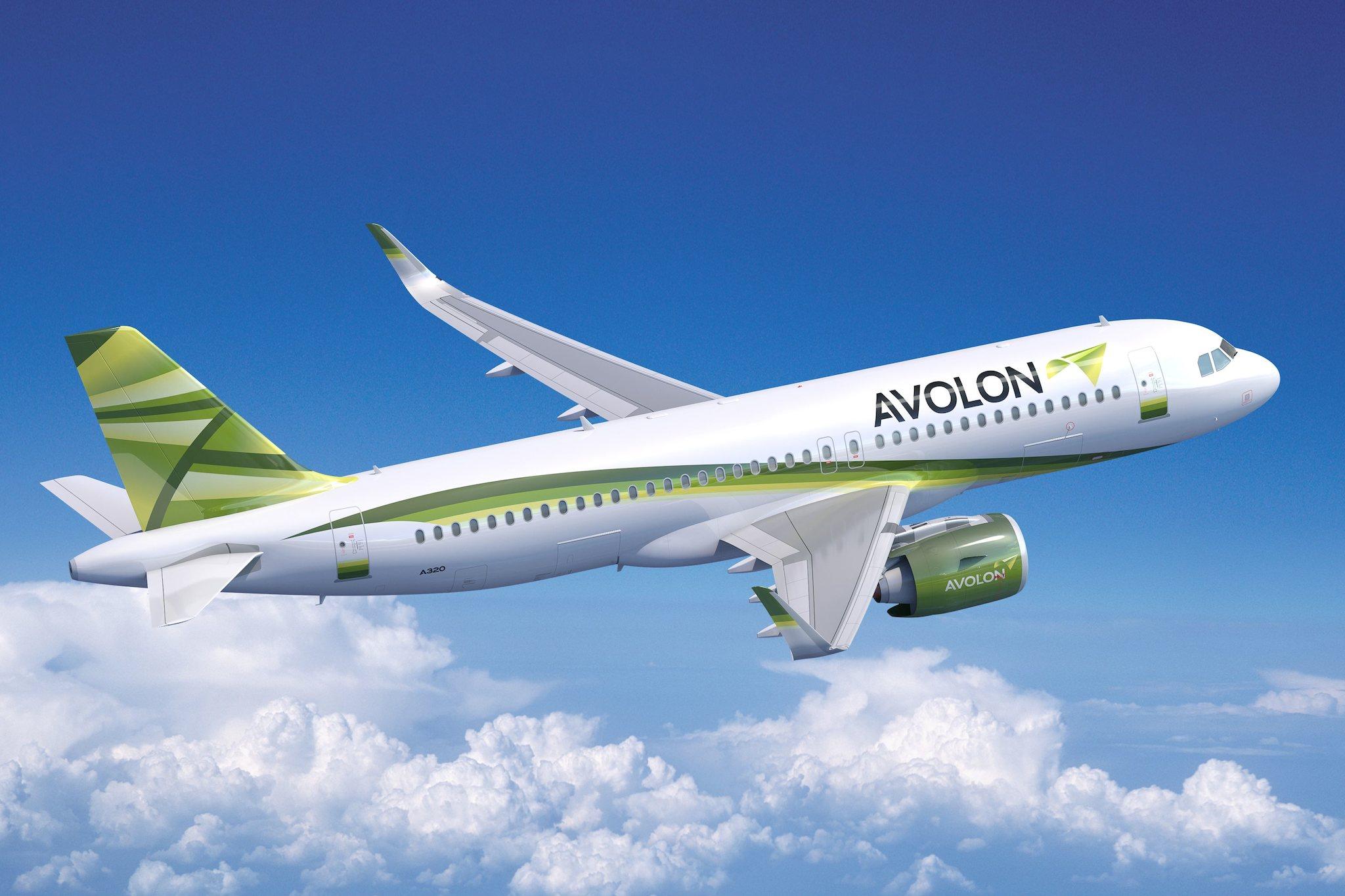 Airbus A320neo Avolon