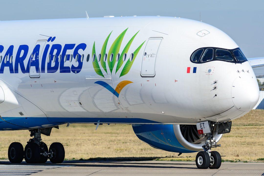 A350-941 Air Caraïbes F-HHET