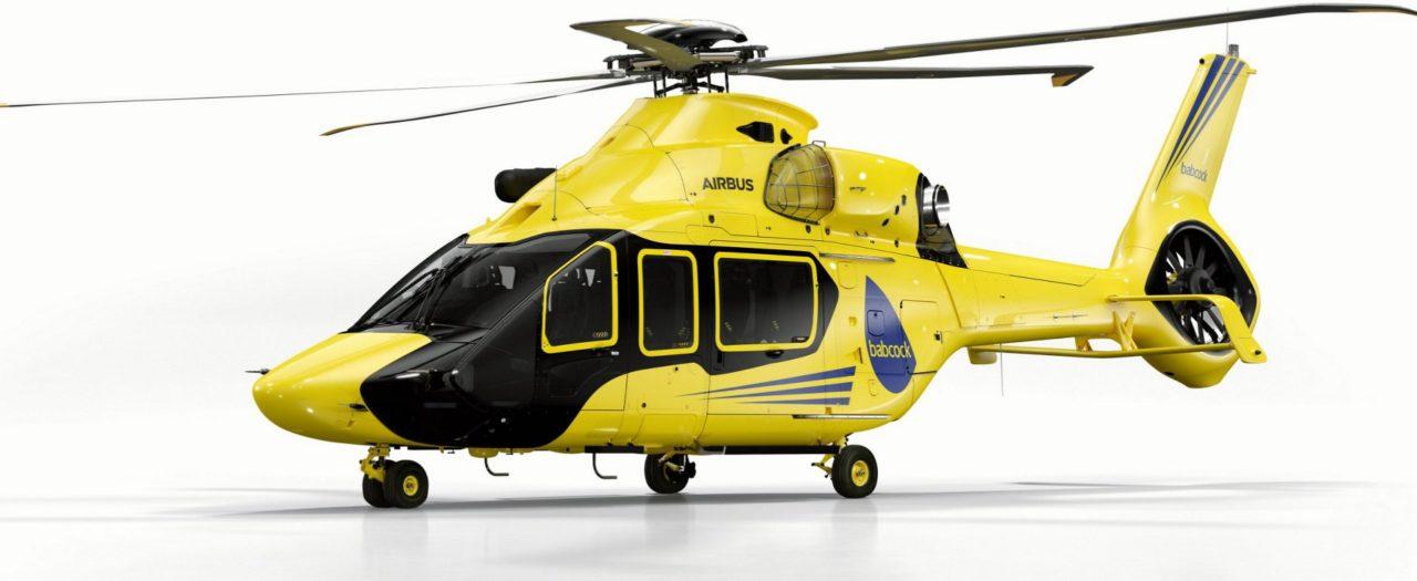 Hélicoptère H160 Babcock