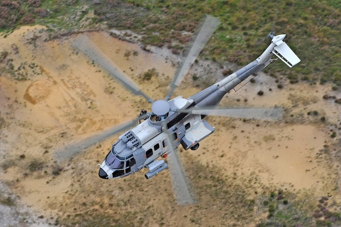 H225M Airbus Helicopters