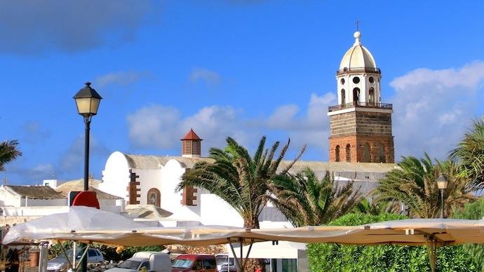 Lanzarote, aux Canaries