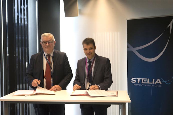 Stelia Aerosapce et Portalliance Engineering