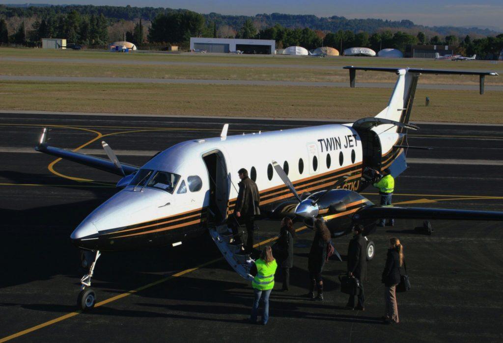 Beech 1900D Twin Jet