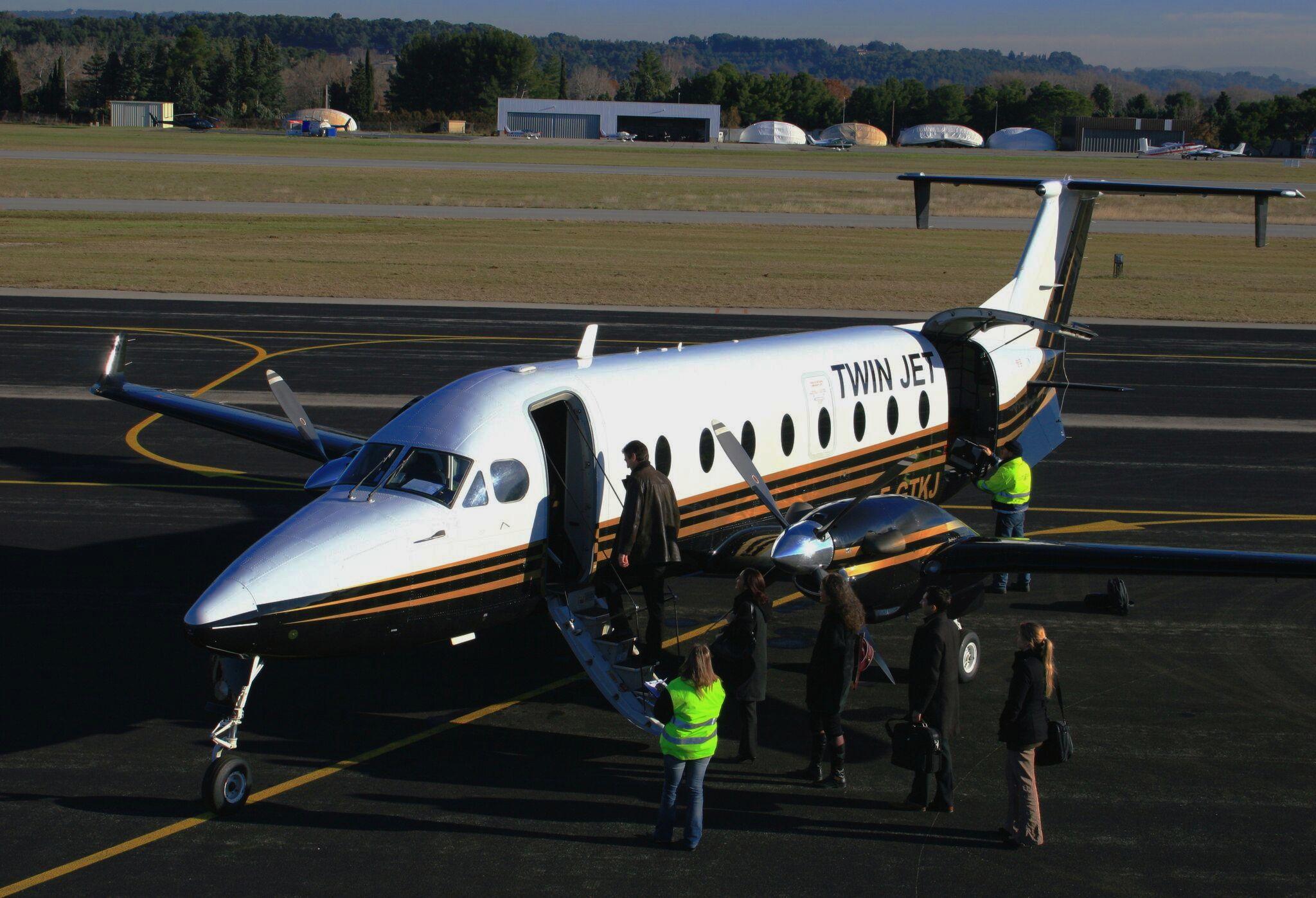 Beech 1900D Twinjet