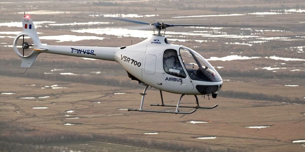Démonstrateur VSR700 Airbus Helicopters