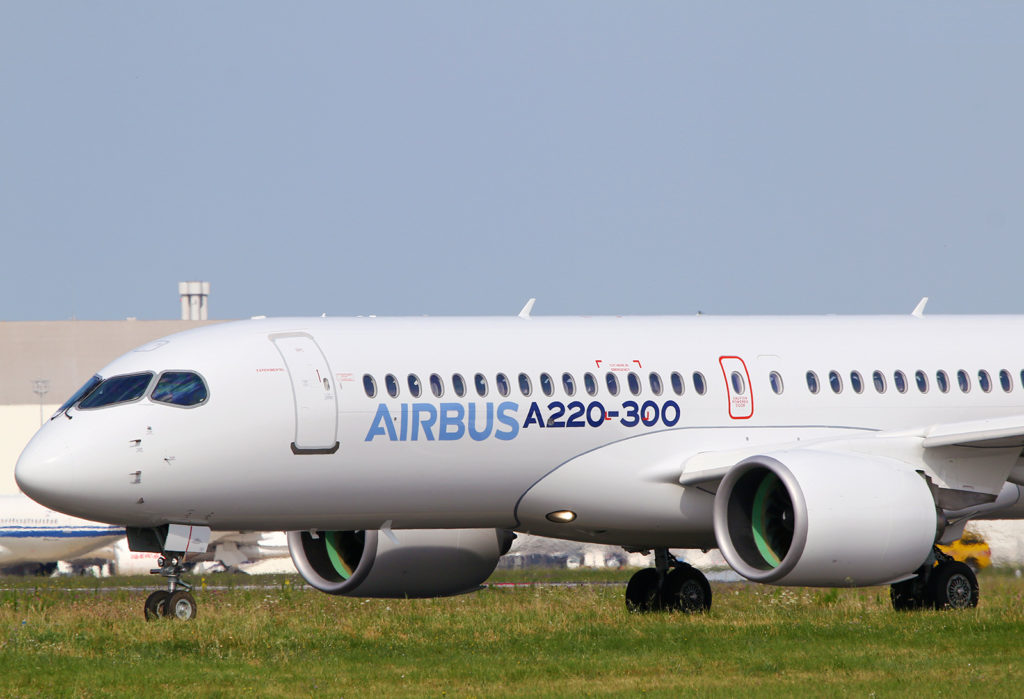 A220-300 Airbus