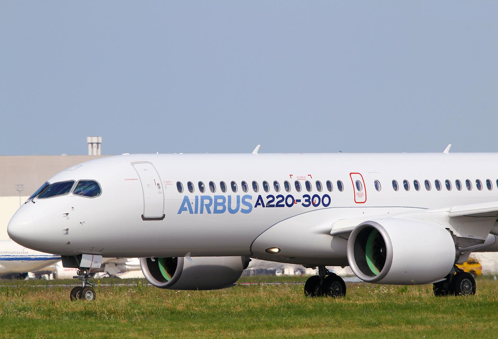 A220-300 Airbus
