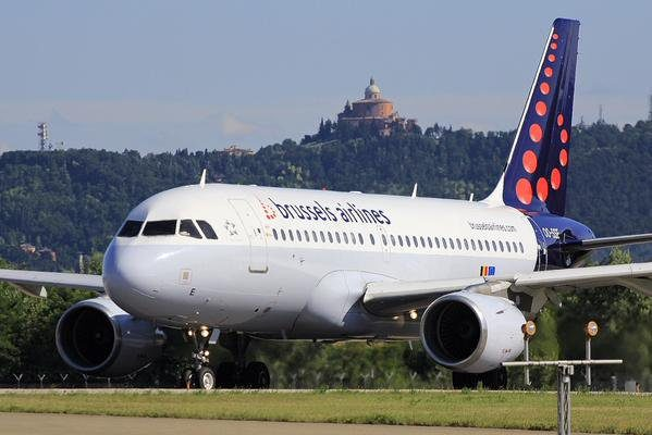 A320 Brussels Airlines