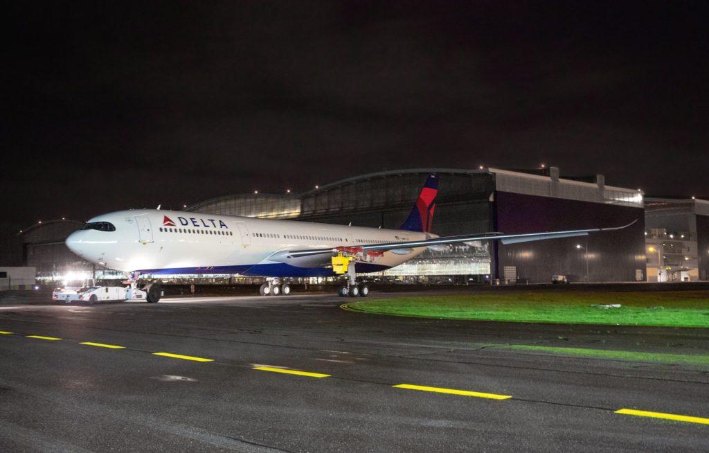 A330-900 Delta MSN 1915 F-WWKF [N401DZ]